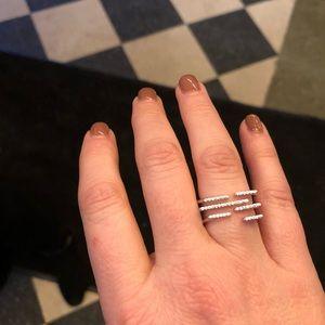 Jewelry - Cubic zirconium ring